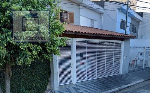 Sobrado A Venda No Bairro Gopoúva Em Guarulhos - Sp.  - 2532-1