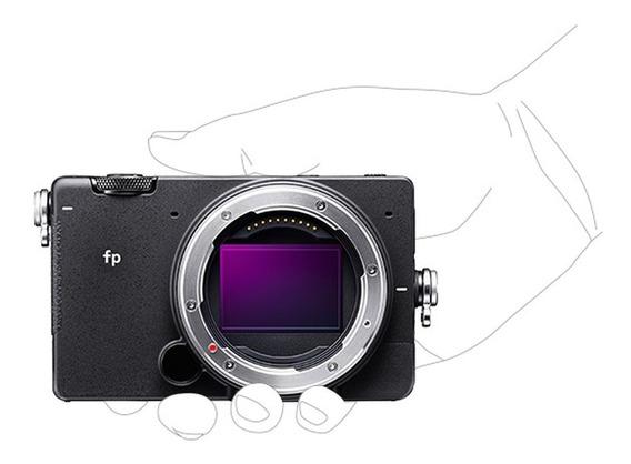 Camara Mirrorless Sigma Fp Full Frame 2019 Cmos