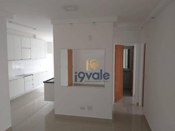 Apartamento Com 2 Dormitórios Sendo Uma Suíte Para Alugar - Jardim Aquarius - São José Dos Campos/sp - Ap2295