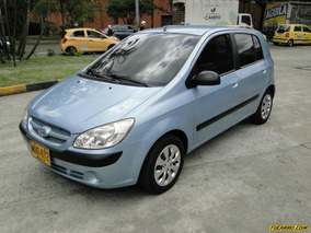 Hyundai Getz Getz 1400 Cc