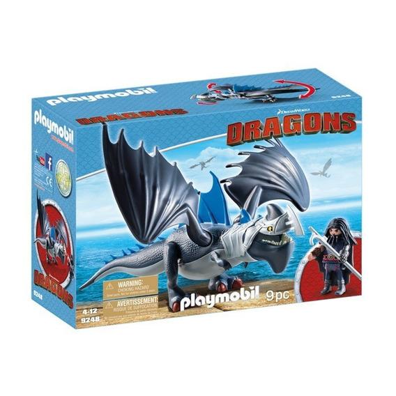 Playmobil Dragões Drago E Thunderclaw - 9248