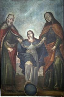Pinturas Siglo Xviii
