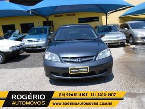 Honda Civic 1.7 Lx Aut. 4p Rogerio
