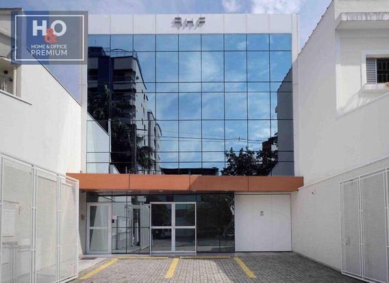 Andar Corporativo P/ Alugar, 200 M² Por R$ 6.000/mês - Vila Mariana - São Paulo/sp - Ac0010