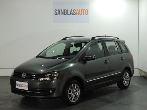 Volkswagen Suran Highline 2013 Imotion 1.6 N San Blas Auto