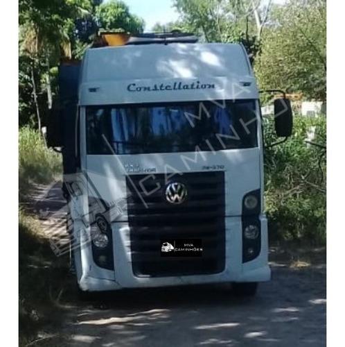 Caminhão Volkswagen 25 370 - 6x2 T