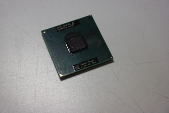 Intel® Core2 Duo Processor P8400