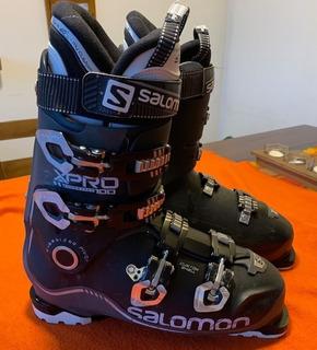 Deportes De Ski Y Fitness Salomon 29 5 Libre Mercado En Botas 8XwOkn0P