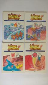 4 Livros O Corpo Humano Coleção Globo Planeta Frete Grátis