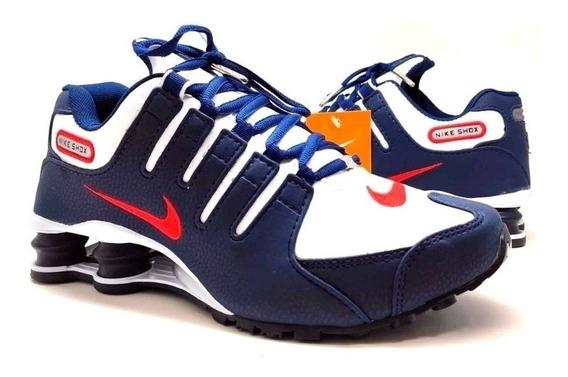 Tênis Nike Shoz Nz Foto Original Nv Entrega Jà