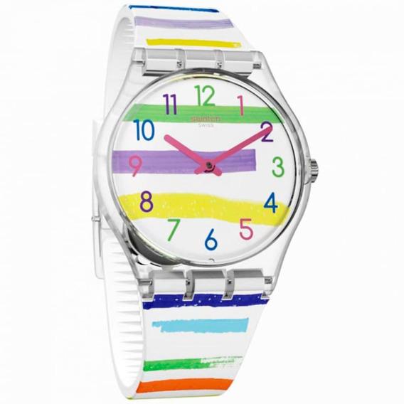 Relógio Swatch Feminino Ge254