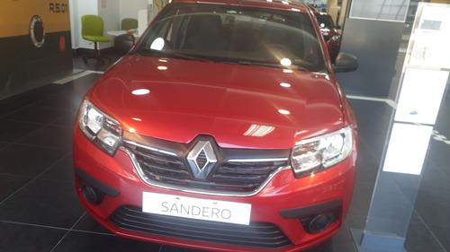 Renault Sandero Life 1.6 Plan Con Entrega Asegurada !!!