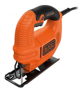 Sierra Caladora Black & Decker Ks501-b3