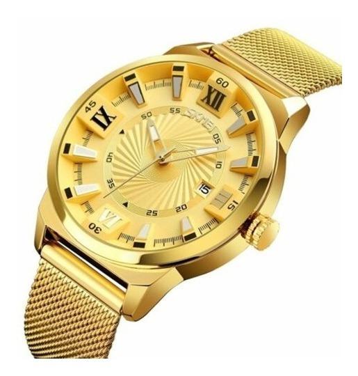 X) Relógio De Pulso Skmei Masculino Frete Grátis- Promoção Oferta