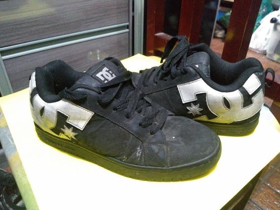 Dc Shoes Clássico Raríssimo N: 43