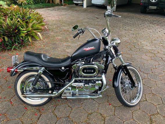 Harley Davidson Xlh 1200s Custom