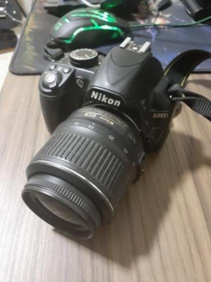 Camera Fotografica Semi-profissional Nikon D3100