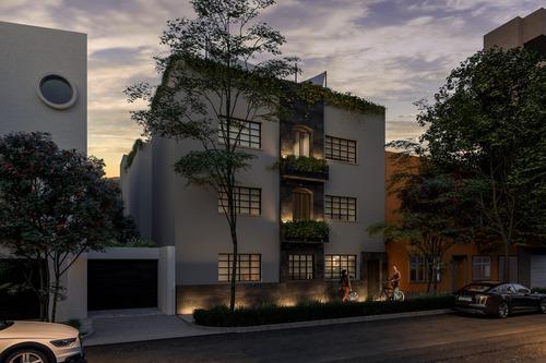 Imagen 1 de 9 de Heriberto Frías 340 Luxury Art Deco Residence