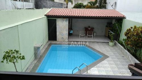 Imagem 1 de 30 de Casa À Venda, 220 M² Por R$ 1.100.000,00 - São Francisco - Niterói/rj - Ca0680
