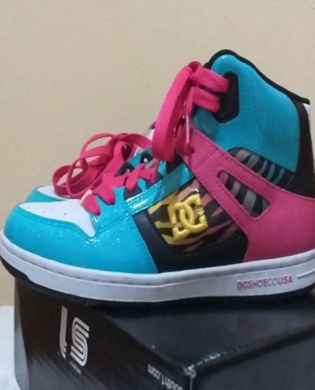 Zapatillas Dc Shoes Mujer
