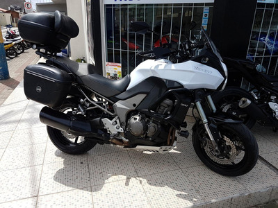 Kawasaki Versys 1000 Abs 2013, Aceito Troca, Financio