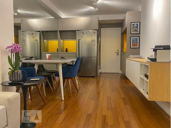 Apartamento Para Aluguel - Brooklin, 2 Quartos, 58 - 893078403