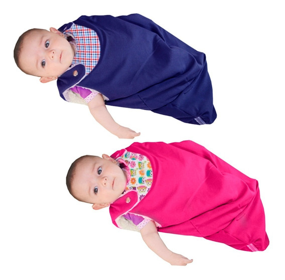 Costalito Costal Saco Para Bebe 3 A 18 Meses