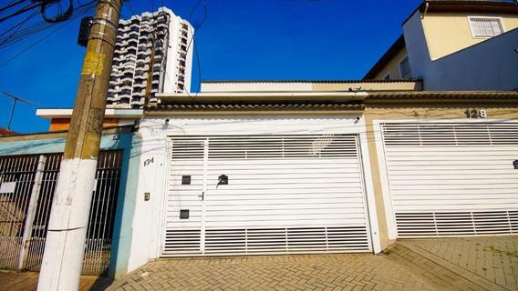 Casa Nova Com 3 Dormitórios À Venda, 175 M² Por R$ 1.100.000 - Mooca - São Paulo/sp - Ca0579