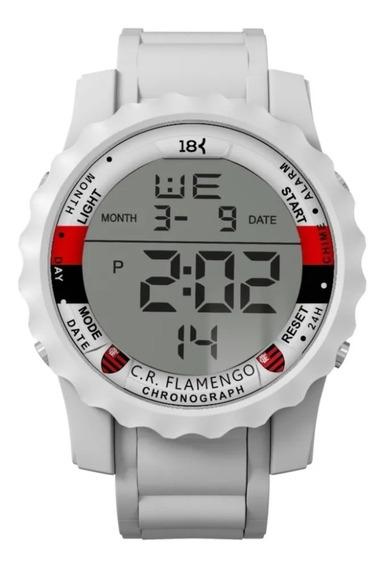 Relógio Oficial Flamengo, Marca 18k