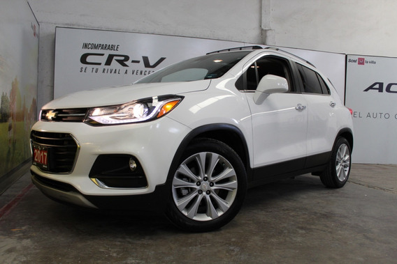 Chevrolet Trax Premier 1.8 At 2017 Blanco