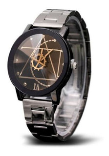 Reloj Hombre Geométrico