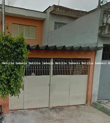 Sobrado Para Venda Em São Paulo, Vila Guarani, 3 Dormitórios, 1 Banheiro, 2 Vagas - 154878