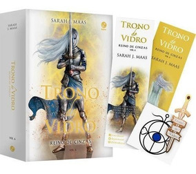 Trono De Vidro 6 - Reino De Cinzas