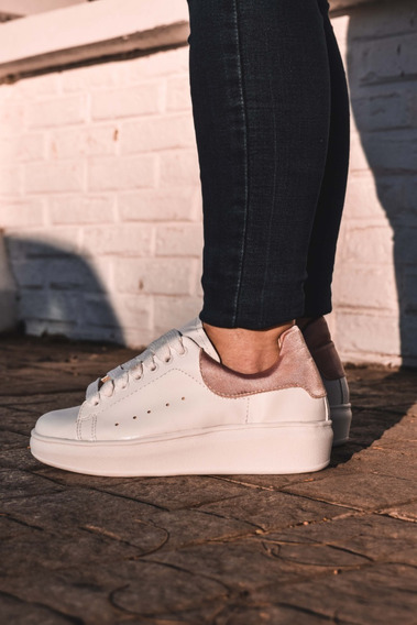 Zapatillas Sneakers Mcqueen Mujer