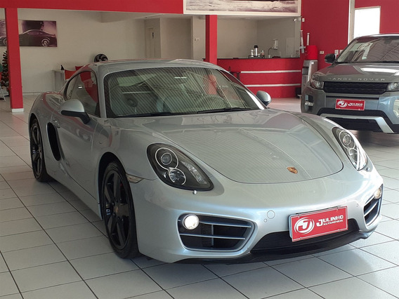 Porsche Cayman 2.7 I6 24v Gasolina 2p Automatizado