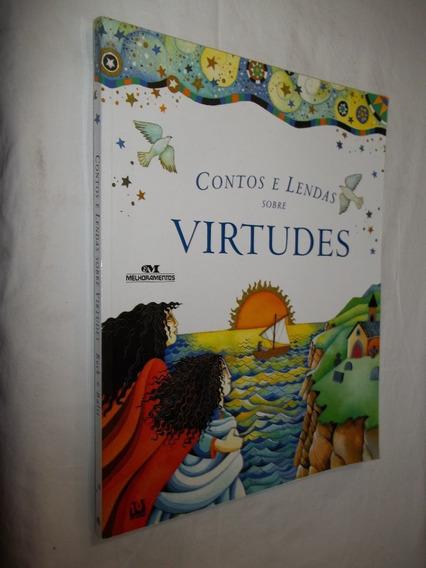 Livro Contos E Lendas Sobre Virtudes Rock Balit
