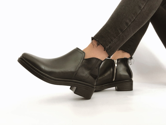 Texana Bota Mocasin Borcegos Simona Shoes Spencer