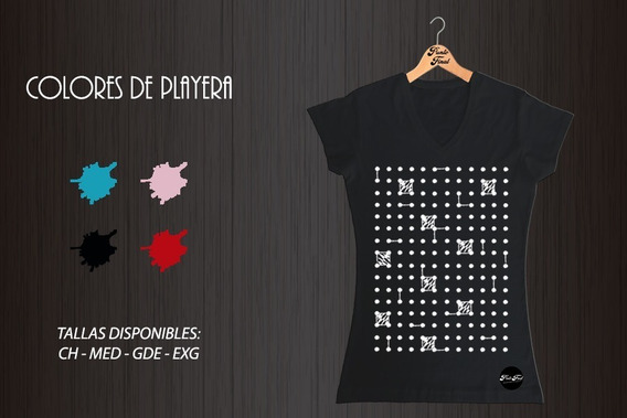 Playera Timbiriche - Algodón Peinado - Corte Asiluetado