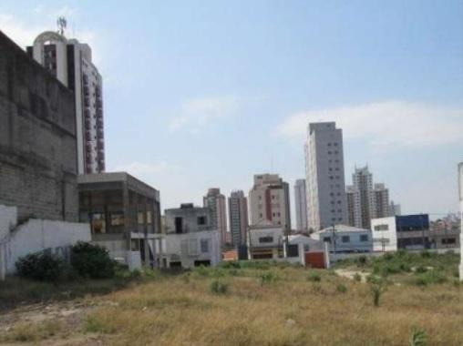 Terreno Padrão Em São Paulo - Sp - Te0020_prst