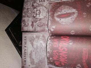 Libro De Gravity Falls Diario 3