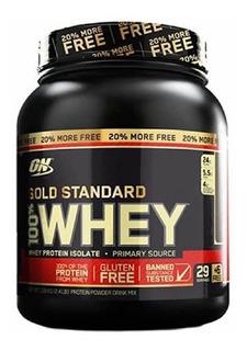 100% Whey Gold Standard (1.09kg) Chocolate Optimum