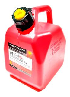 Bidón Combustible 5 Litros Con Vertedor Nafta Gasoil