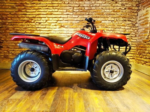Cuatri Yamaha Grizzly 350 4x4 - Impecable !! - Bamp Group