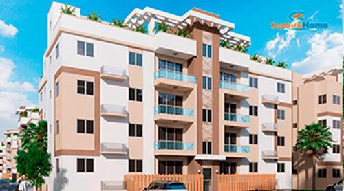 Apartamento 2 Hab. En La Av. Monumental