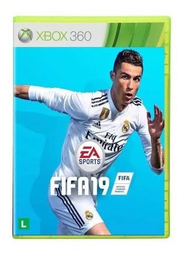 Jogo Fifa 19 Pés 18 Mk9 E Gta San Mídia Digital Xbox 360