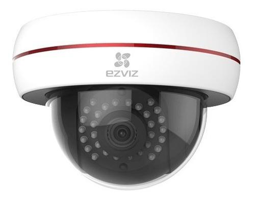 Camara Domo Wifi Ezviz By Hikvision Exterior C4s