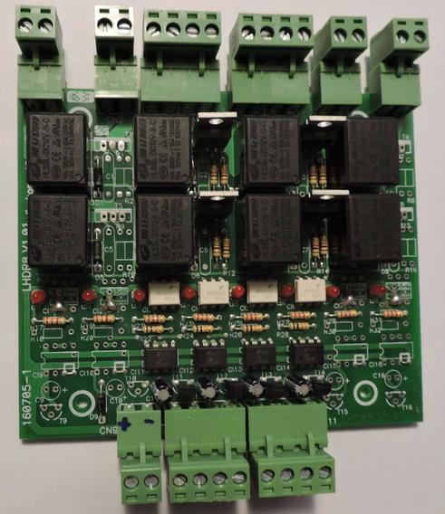 Placa Lhdr Relé/dimmer - Automação Residencial Arduino