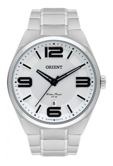 Relógio Orient Mbss1326 S2sx Masculnio Prateado - Refinado