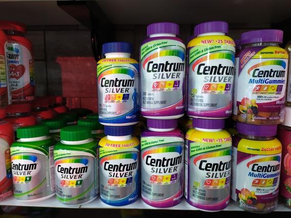 Centrum Biotin Melatonin Tums Afrin Vitamina C Pepto Bismol