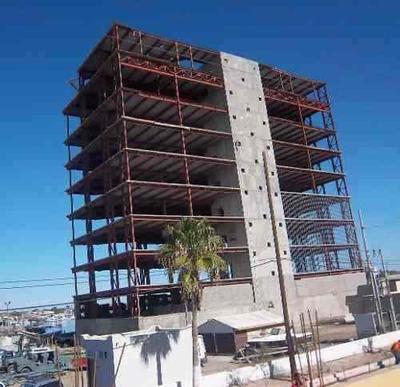 Torre De Condominios En Obra Negra, Puerto Peñasco